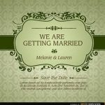 Design The Best Wedding Invitations