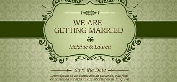 Design The Best Wedding Invitations