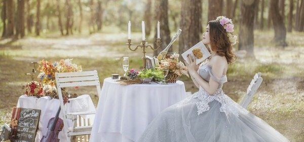 Choosing Your Wedding Dress Shape
